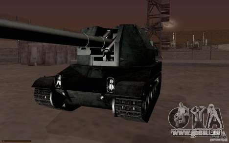 Bat. Chat. 155 SPG pour GTA San Andreas
