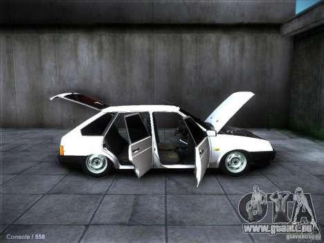 VAZ 2109 Rostow für GTA San Andreas Motor