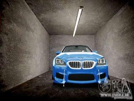BMW M6 2013 für GTA 4 Seitenansicht