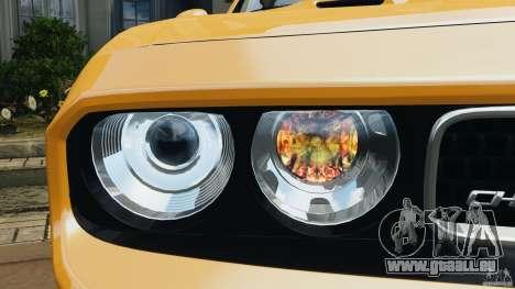 Dodge Challenger SRT8 392 2012 [EPM] pour GTA 4 roues