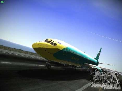 Boeing 737-84R AeroSvit Ukrainian Airlines für GTA San Andreas