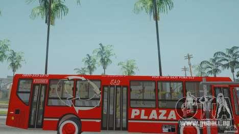 Deutz TATSA Puma D12 36 Grupo Plaza pour GTA San Andreas vue de droite