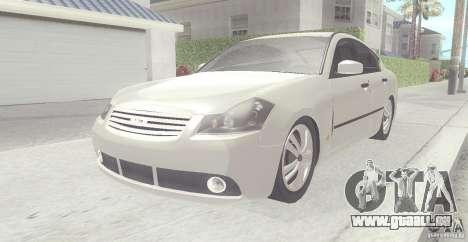 Infiniti M35 für GTA San Andreas