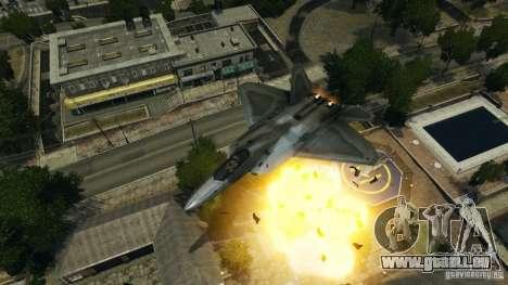 Air Combat IV für GTA 4 sechsten Screenshot
