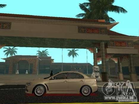New Chinatown für GTA San Andreas sechsten Screenshot