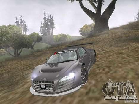 Audi R8 LMS v3.0 für GTA San Andreas