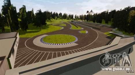 Meihan Circuit für GTA 4 achten Screenshot