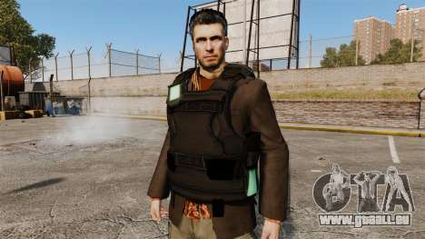 V6 Sam Fisher für GTA 4 fünften Screenshot