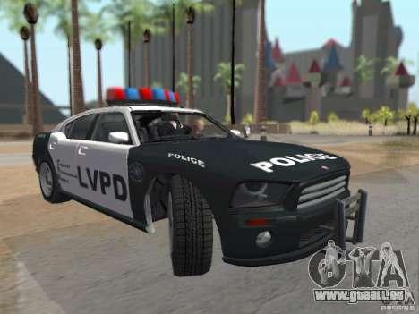 GTA 4 TBoGT von Buffalo für GTA San Andreas