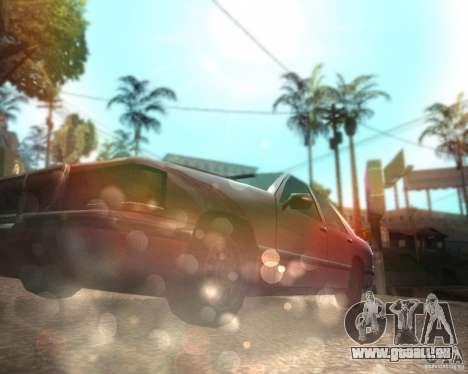 ENBSeries für mittlere- und High-Power-PC für GTA San Andreas