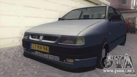 Seat Ibiza GLXI 1.4 1994 für GTA San Andreas