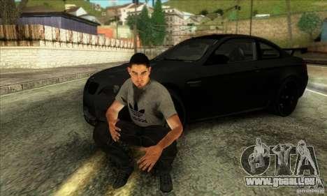 Jack Rourke pour GTA San Andreas deuxième écran