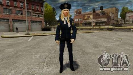 Neue Mädchen-V 4.0 für GTA 4 Sekunden Bildschirm