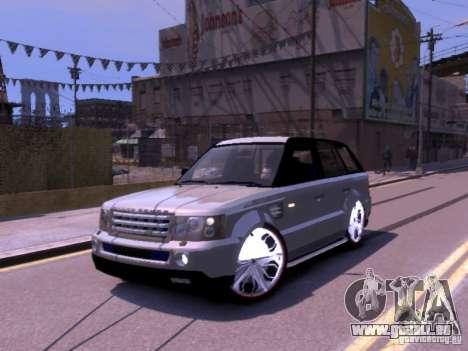 Range Rover DUB 2.0 pour GTA 4