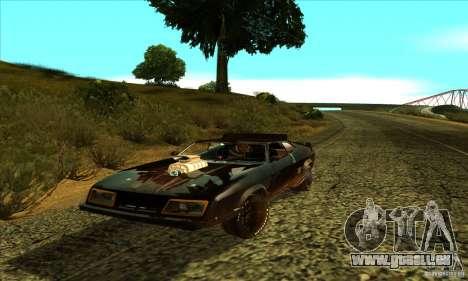 Ford Falcon 351 GT (XB) pour GTA San Andreas laissé vue