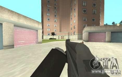Nouvelle animation de GTA IV pour GTA San Andreas quatrième écran