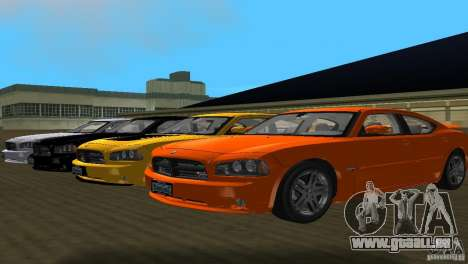 Dodge Charger RT pour GTA Vice City