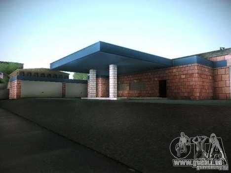 Nouveau garage à San Fierro pour GTA San Andreas neuvième écran