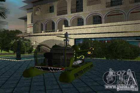 New Mansion für GTA Vice City sechsten Screenshot