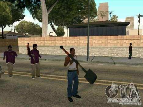 Lopatomët für GTA San Andreas zweiten Screenshot