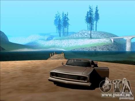 ENBSeries v1.1 pour GTA San Andreas troisième écran