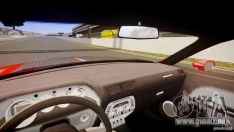 Dodge Challenger RT 2006 für GTA 4 Rückansicht