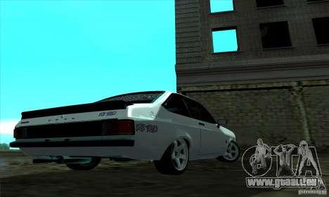 Ford Escort RS 1600 für GTA San Andreas linke Ansicht