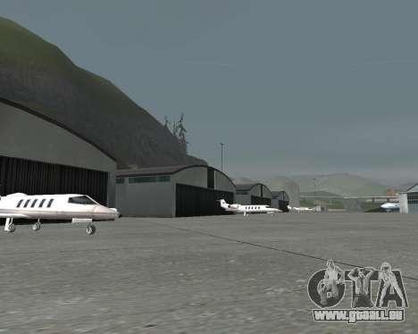 Real New San Francisco v1 für GTA San Andreas dritten Screenshot