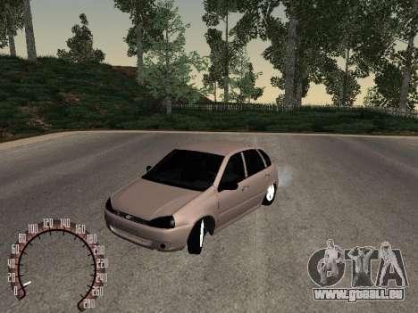 LADA 1119 pour GTA San Andreas