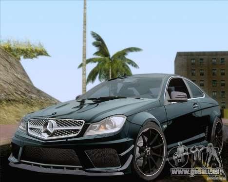 Playable ENB Series v1.2 für GTA San Andreas her Screenshot