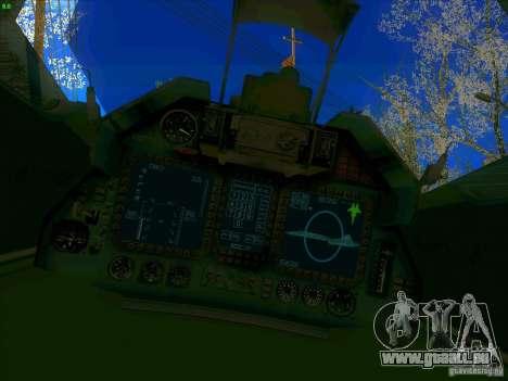 ADFX-02 Morgan pour GTA San Andreas vue de côté
