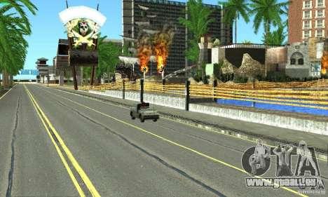 Real HQ Roads pour GTA San Andreas onzième écran