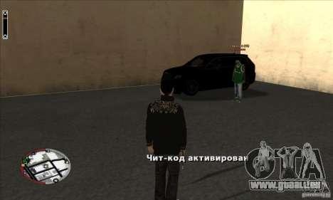 GodPlayer v1.0 for SAMP für GTA San Andreas