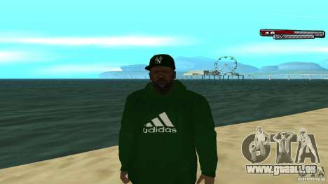 Sweet pour GTA San Andreas