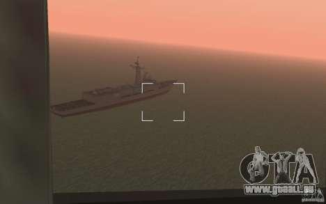 CSG-11 für GTA San Andreas her Screenshot