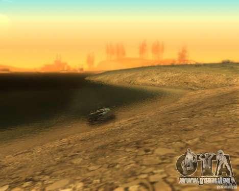 ENBSeries for medium PC pour GTA San Andreas troisième écran