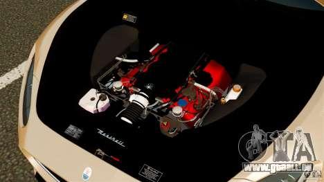 Maserati GT MC Stradale für GTA 4 Seitenansicht