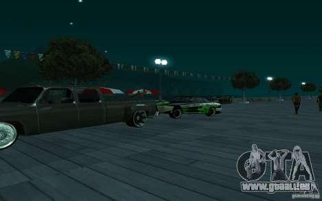 Elégie de PiT_buLL pour GTA San Andreas vue de côté