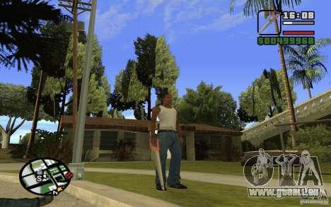 Scie pour GTA San Andreas sixième écran