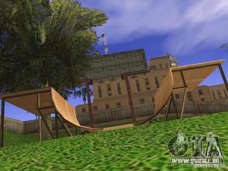 New Los Santos pour GTA San Andreas huitième écran