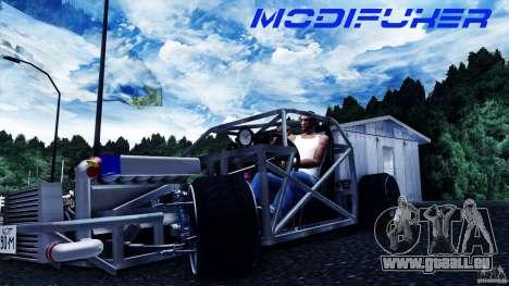 Mazda MX-5 Tube Frame pour GTA San Andreas