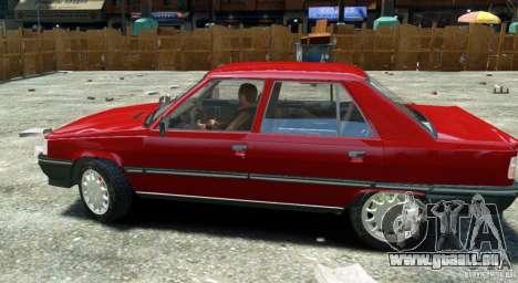 Renault 9 Broadway pour GTA 4 est un droit