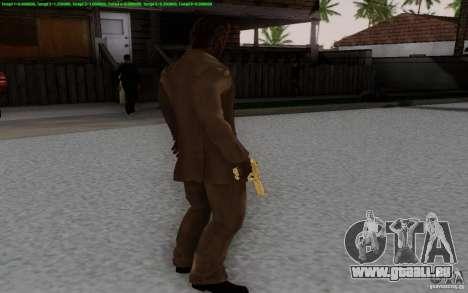 Raul Menendez 2025 pour GTA San Andreas troisième écran