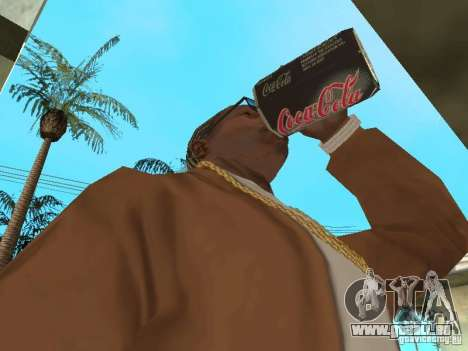 Neumaschinen für GTA San Andreas her Screenshot