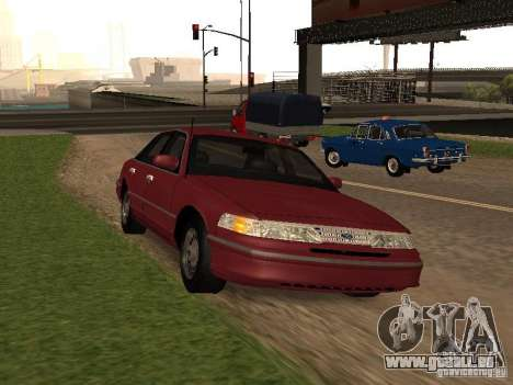 Ford Crown Victoria LX 1994 pour GTA San Andreas