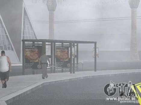 bus 4-ème v1.0 pour GTA San Andreas huitième écran