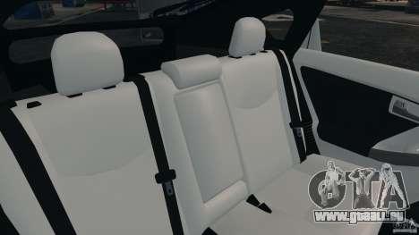 Toyota Prius NY Airport Service für GTA 4 Seitenansicht