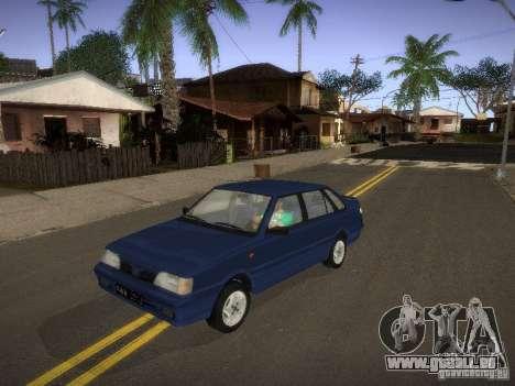 Daewoo-FSO Polonez Atu Plus 1.6 pour GTA San Andreas vue arrière