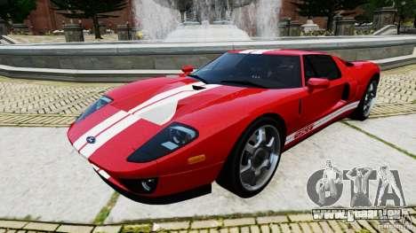 Ford GT 2005 v1.0 für GTA 4