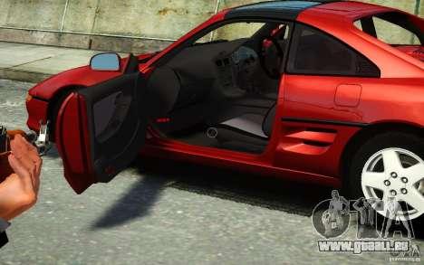 Toyota MR2 GT pour GTA 4 Vue arrière de la gauche